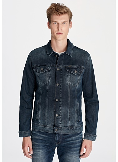 Mavi Frank Mavi Black  Jean Ceket Mavi